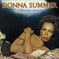 Donna Summer - I Remember Yesterday, UK