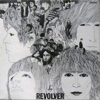 Beatles, The - Revolver, UK (Or, STEREO)