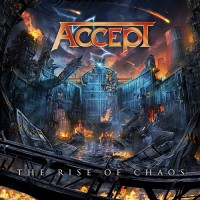Accept - The Rise Of Chaos, EU