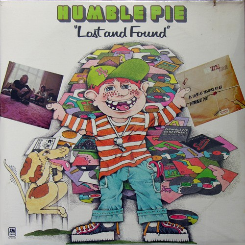 Humble Pie - Lost And Found, US