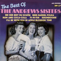 Andrew Sisters, The  - The Best Of Andrew Sisters