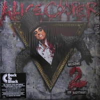 Alice Cooper - Welcome 2 My Nightmare, EU