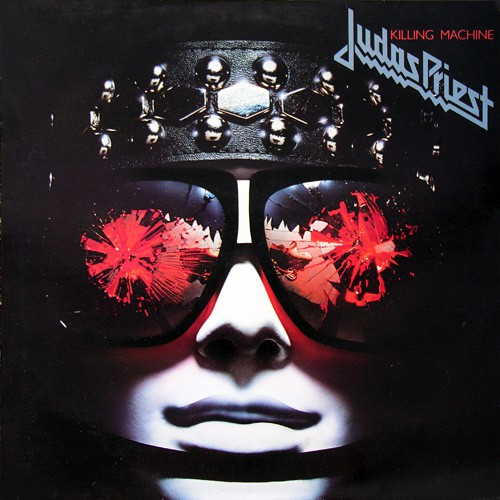 Judas Priest - Killing Machine, JAP