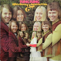 Abba - Ring Ring, SWE (Or)