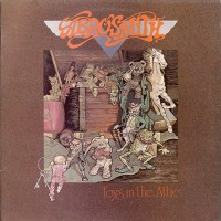 Aerosmith - Toys In The Attic, UK