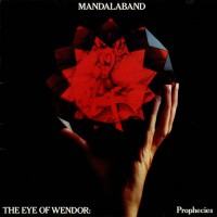 Mandalaband - Eye Of Wendor (+book)