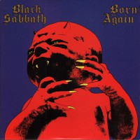 Black Sabbath - Born Again, US
