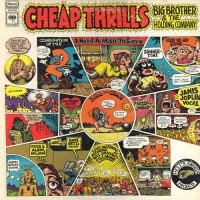 Big Brother & The Holding Company - Cheap Thrills, US