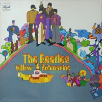 Beatles, The - Yellow Submarine, D (Re '77)