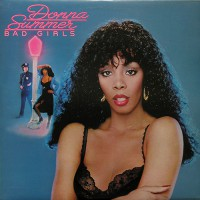 Donna Summer - Bad Girls, UK