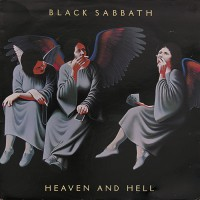 Black Sabbath - Heaven And Hell, UK (Or)