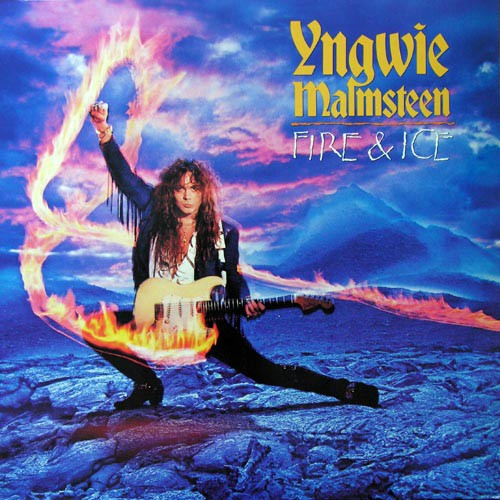 Malmsteen, Ingwie - Fire And Ice
