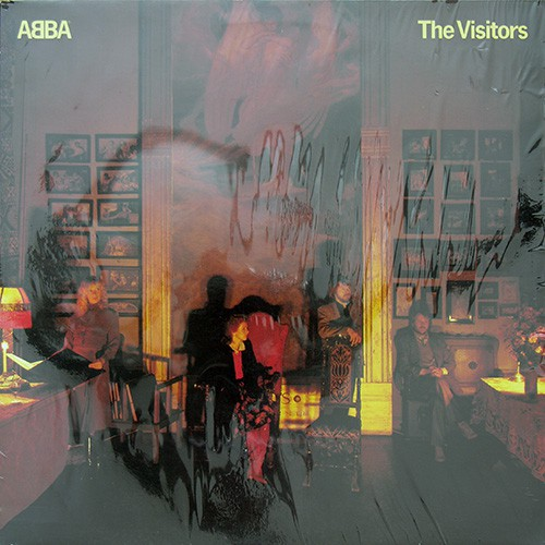 Abba - The Visitors, UK (Or)