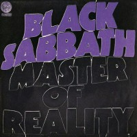 Black Sabbath - Master Of Reality, D (Poster)