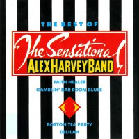 Sensational Alex Harvey Band, The - The Best Of..., UK