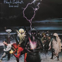 Black Sabbath - Live Evil, UK (Or)