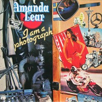 Amanda Lear - Am A Photograph, D (Or)