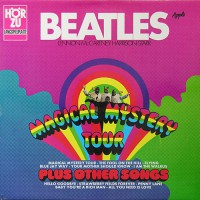Beatles, The - Magical Mystery Tour, D (Or, Hor Zu)