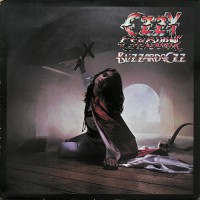 Ozzy Osbourne - Blizzard Of Ozz, UK (Or)