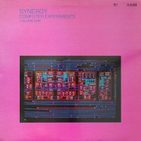 Synergy - Computer Experiments Volume One, US