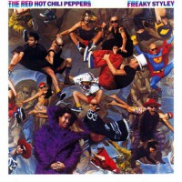 Red Hot Chili Peppers - Freaky Styley, NL