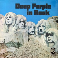 Deep Purple - In Rock, UK (Re)