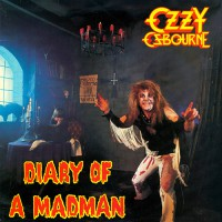 Ozzy Osbourne - Diary Of A Madman, UK (Or)