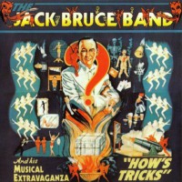 Jack Bruce Band - How's Tricks (ins)