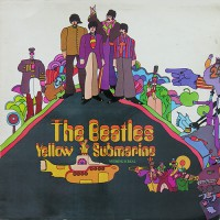 Beatles, The - Yellow Submarine, UK (Re)