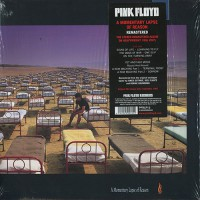 Pink Floyd - A Momentary Lapse Of Reason, EU (Rem)