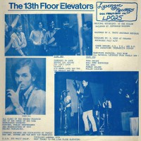 13th Floor Elevators - Out Of Order / Live At The Avalon Ballroom