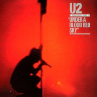 U2 - Under A Blood Red Sky - live (ins)