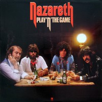 Nazareth - Play 'n' The Game, US (Or)