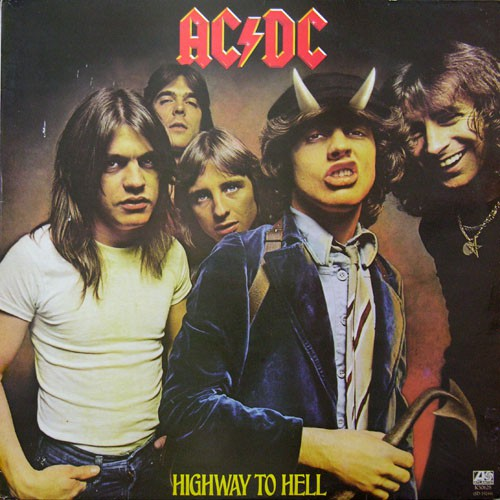 AC/DC - Highway To Hell, UK
