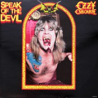 Ozzy Osbourne - Speak Of The Devil, NL