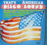 THAT'S AMERICAN DISCO-SOUND