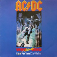 AC/DC - Who Made Who, EU