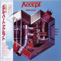 Accept - Metal Heart, JAP