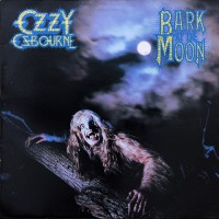Ozzy Osbourne - Bark At The Moon, UK (Or)
