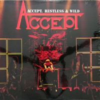 Accept - Restless & Wild, US