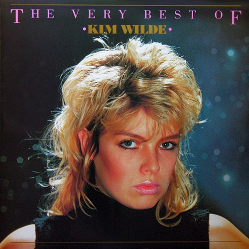 Kim Wilde - The Very Best, EU