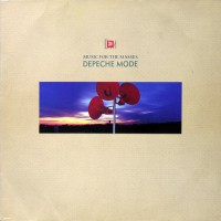 Depeche Mode - Music For The Masses, D (Color)