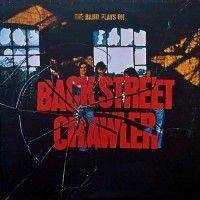 Back Street Crawler - The Band Plays On, UK